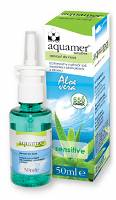 AQUAMER SENSITIVE  AEROZOL DO NOSA  50 ML