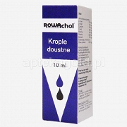ROWACHOL, krople doustne - 10ml