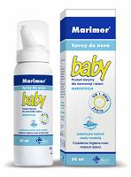 MARIMER BABY SPRAY DO NOSA  50 ML