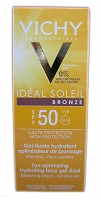 VICHY IDEAL SOLEIL Żel-Fluid do twarzy SPF50 x 50ml