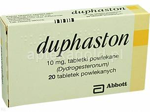 (Rec.) Duphaston tabl.10mg x 20