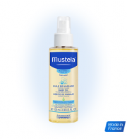 MUSTELA BEBE ENFANT Olejek do masażu 100ml