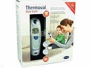 TERMOMETR THERMOVAL DUO SCAN
