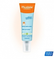 MUSTELA SPRAY PO OPALANIU - 125 ML