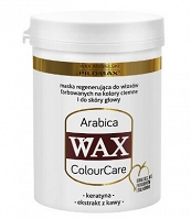 WAX Arabica ColourCare do włosów ciemnych 240ml