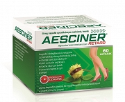 Aesciner retard 50mg - 60 kaps.