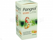 PANGROL 10 000 KAPS. 10 000 J.PH.EUR. 50 KAPS.(BUT