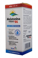 Melatonina Lek-am + B6 120ml