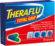 THERAFLU TOTAL GRIP - 16 KAPSUŁEK
