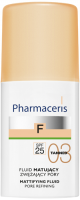 PHARMACERIS F FLUID MATUJĄCY 03TANNED 30ml