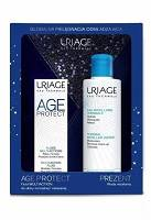 URIAGE AGE PROTECT Fluid multi-action 40 ml + Woda micelarna 250 ml