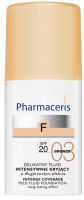PHARMACERIS F FLUID KRYJĄCY 03 BRONZ 30ml