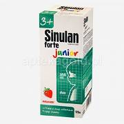 SINULAN FORTE JUNIOR, płyn doustny - 120ml