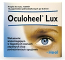 HEEL OCULOHEEL LUX KROPLE DO OCZU - 15 POJ.A 0,45ML